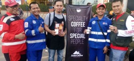 Sada Coffee On Medan Car Free Day