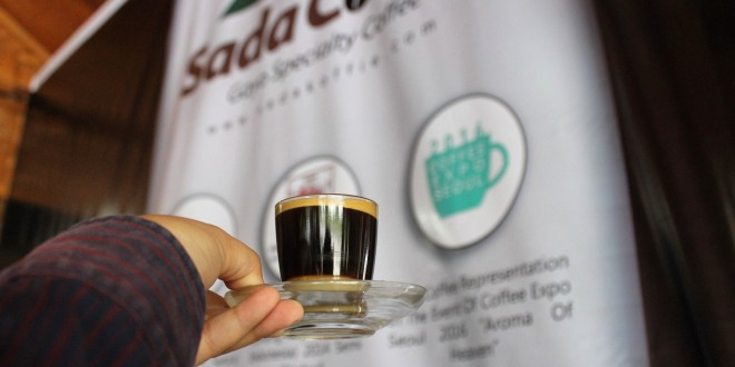 Kolaborasi Sada Coffee dan Ikapolinel Untuk Pembangunan Daerah