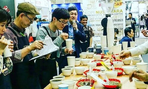 Coffee Expo Seoul 2017 Menilik Tren dan Ekspor Kopi