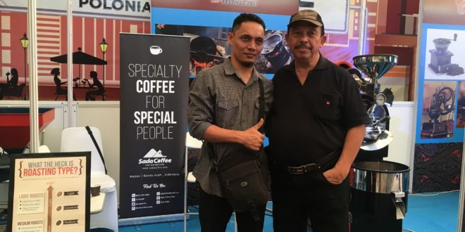 Medan International Coffee Festival 2017