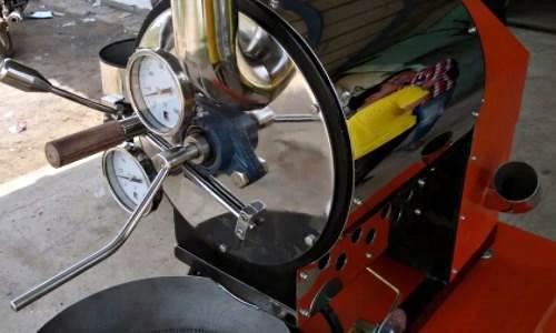 Mesin Roasting buatan Indonesia