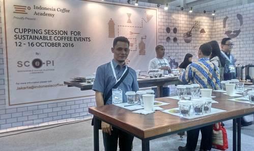 Olfactory Skill pada Tahapan Cupping Coffee