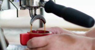 Standarisasi Seduh kopi espresso