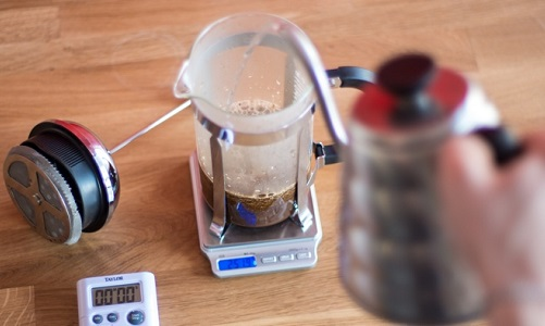 Tips Seduh Kopi Menggunakan French Press
