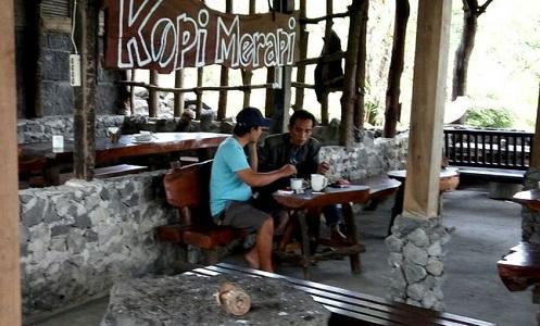 Kopi Vulcano kopinya Gunung Vulkanik