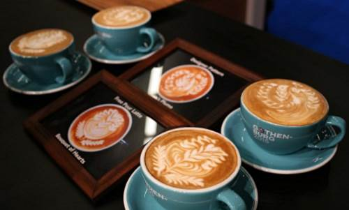 Tips Membuat Latte Art