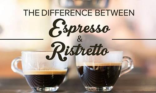 Ristretto Bukanlah Kopi Espresso