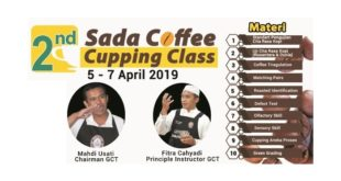 2nd Sada Coffee Cupping Class