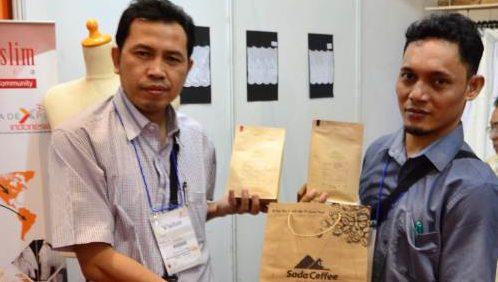 sada coffee on trade expo indonesia 2016
