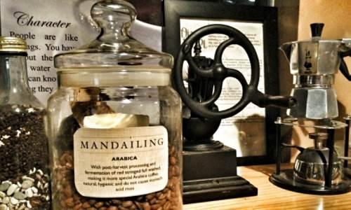 Karakter dominan kopi mandailing