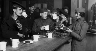 Kopi di Era Perang Dunia I