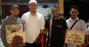 Sada Coffee Sabet 2 Juara Aceh Coffee Master